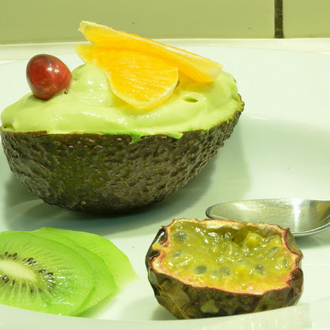 Avocado Cream Dessert