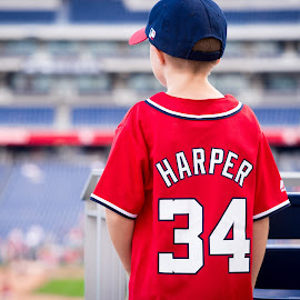 Maybe one day... by Franchesca Cole - Sports & Fitness Baseball ( baseball )