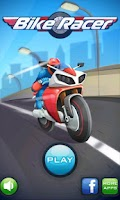 Screenshot of Bike Racer