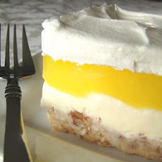 Layered Lemon or Chocolate Lush (Aka Luscious Lemon Layers)