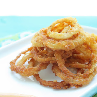 Fried Onion Rings Olive Oil Recipes