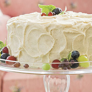 Ultimate Vanilla Buttercream Frosting