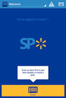 Screenshot of Walmart Supplier Portal