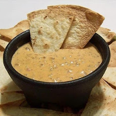 Chili Con Queso Dip (Or Enchilada Sauce)