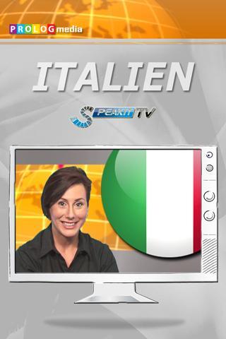 ITALIEN - SPEAKIT d