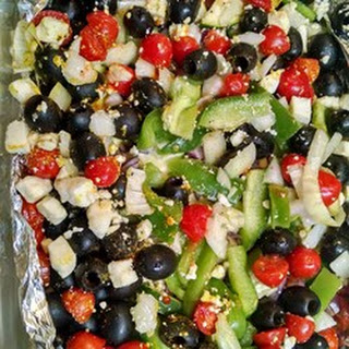 Greek Baked Zucchini Recipes