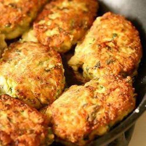 Chicken Fritters Recepten