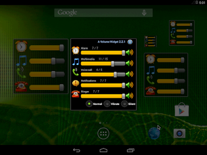 Download Volume Control Widget APK for Android Kitkat