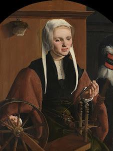 RIJKS: Maarten van Heemskerck: Maarten van Heemskerck (1498–1574), Haarlem, 1529, oil on panel 1529