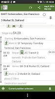 Screenshot of 511 Transit