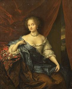 RIJKS: Caspar Netscher: painting 1674