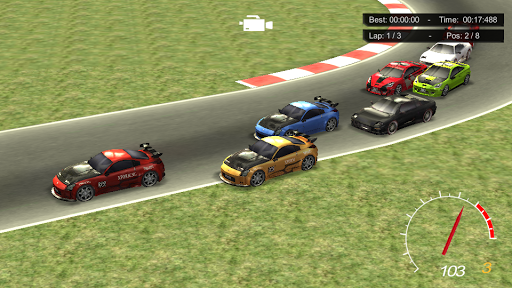 Touring Racing - screenshot