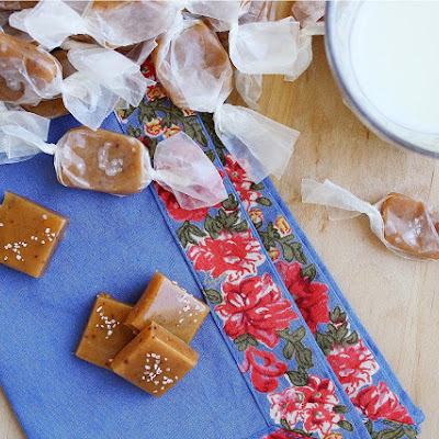 Sea Salt Caramel Candy