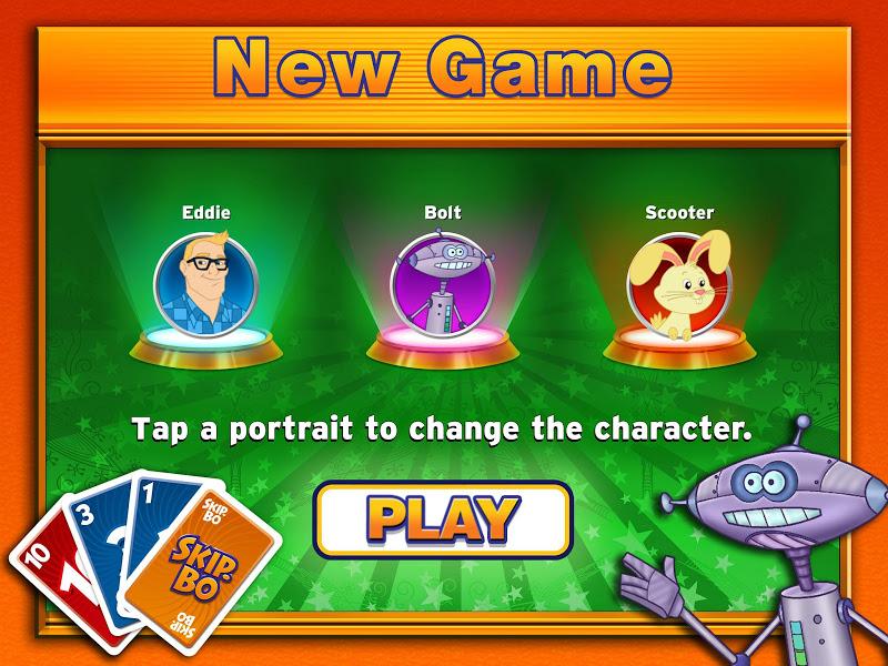 Skip-Bo™ Screenshot 2