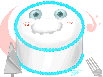 The Cake that Loves You