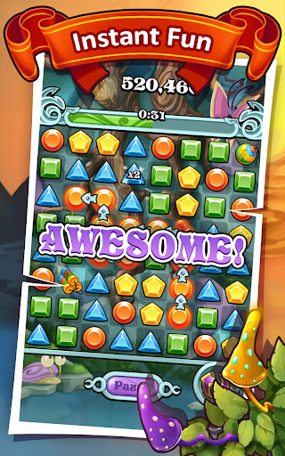 diamonds-blaze for android screenshot