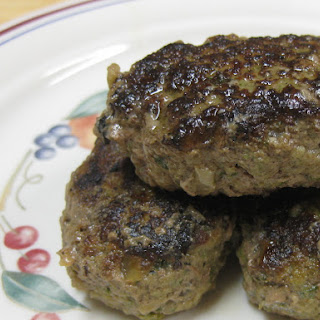 Ukrainian/Russian Meat Patties (Kotleti/Котлеты)