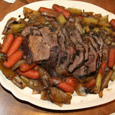 Braised Beef Pot Roast