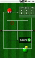 Screenshot of Pods Tennis Free