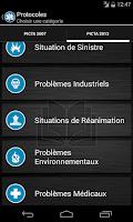 Screenshot of Paramédic Québec