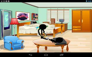 Screenshot of Bloody Revenge Stickman