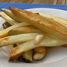 Homemade Oven Chips