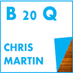 Chris Martin Best 20 Quotes APK Image