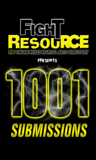 1001 Submissions Disc 3