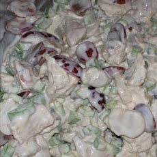 Grape Chicken Salad