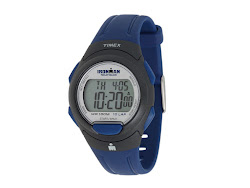 Timex - Ironman Core 10 Lap Full (Blue/Grey) - Jewelry