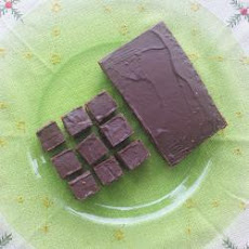 Chocolate and Date Squares