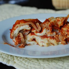 Spicy Sausages Slow-Cooker Lasagna