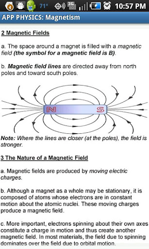 Physics: Magnetism