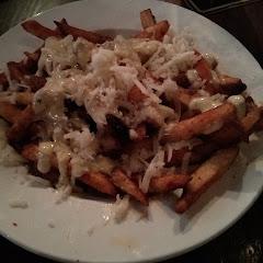 Smoked paprika fries