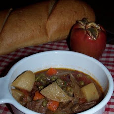 Beef Stew--Crock Pot