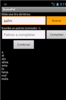Screenshot of BuscaPal