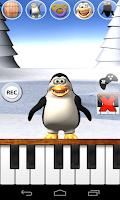 Screenshot of Sweet Talking Penguin Deluxe