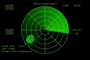 Screenshot of Ghost Communicator  FREE Radar