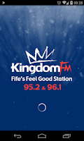 Screenshot of Kingdom FM
