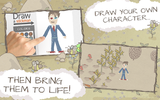 Screenshot of Draw a Stickman: EPIC