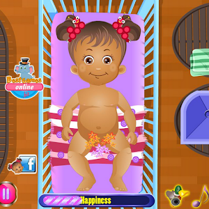 Baby Daisy Diaper Change Game