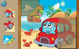 Screenshot of Cars & Pals: Kids Puzzle Games