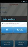 Screenshot of JOGO DA FORCA - BRASIL