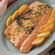 Lemon Herbed Salmon