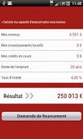 Screenshot of Crédits