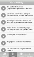 Screenshot of Hitradio Ö3 | Ö3 für Android