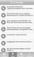 Screenshot of Hitradio Ö3 | Ö3 für Android