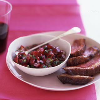 Sour Cherry Salsa Recipes