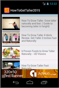 How To Get Taller - screenshot