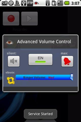 AVC Advanced Volume Control